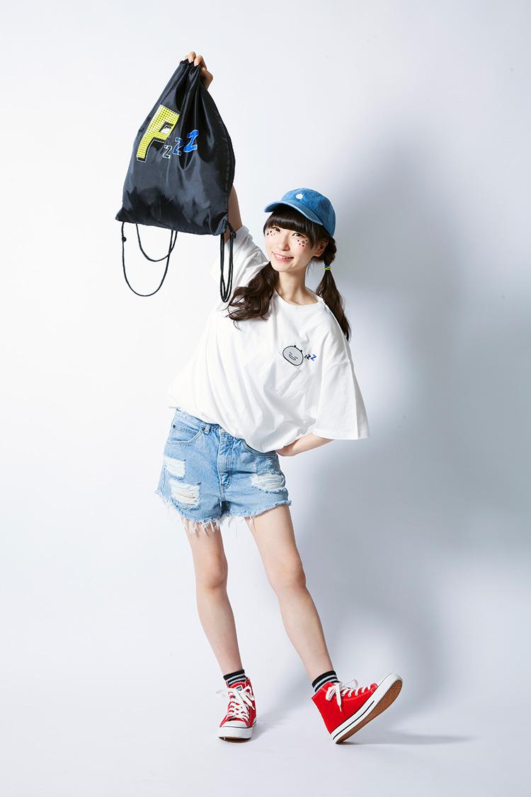 でんぱ組.inc\u201cピンキー☆藤咲彩音\u201dデザイナーデビュー!「Pzzz」誕生!