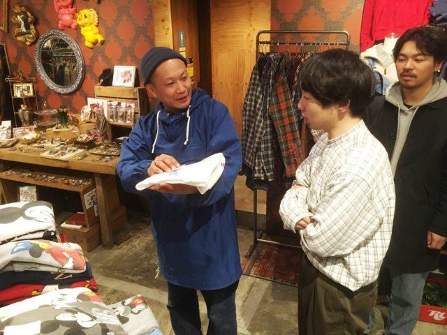 「自分が思っていた、倉庫の雰囲気と違っておもしろい」古着がお店に並ぶまでを、見学しました!