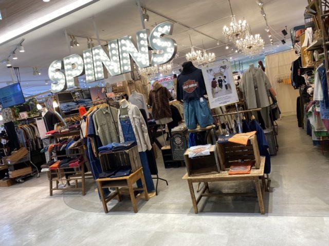 SPINNS高崎OPA店リニューアルオープン&群馬大学生との取り組み