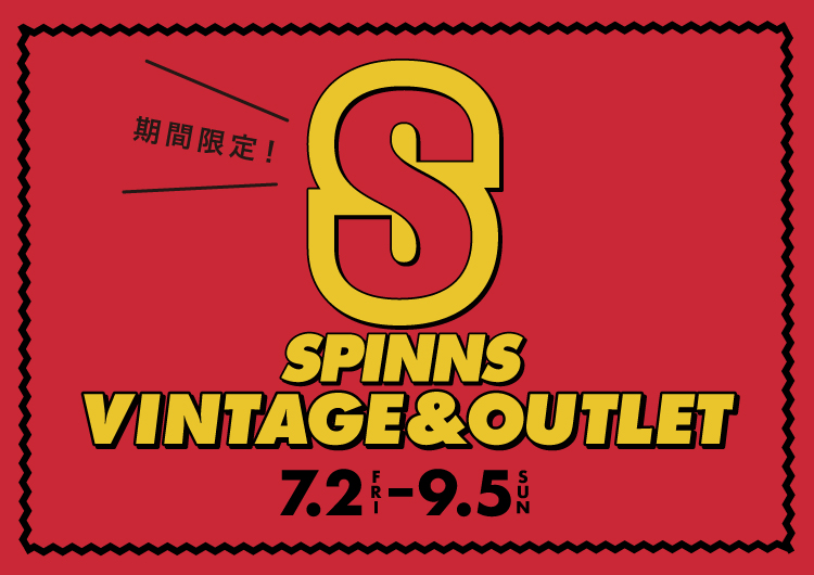 SPINNSがイオンモール福岡店に期間限定OPEN!
