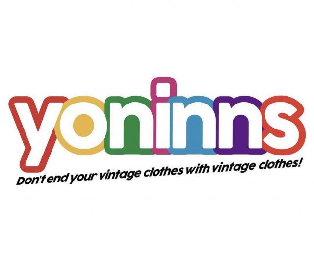 【yoninns】生徒から募集した古着回収ボックスデザインを選考!